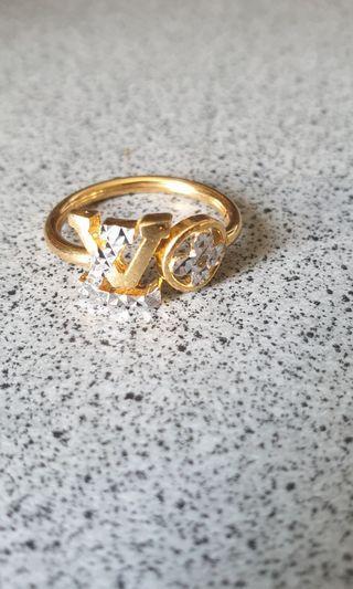 ea8926621b3 gold 916 ring | Women's Fashion | Carousell Singapore