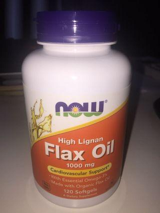 *Brand New* Flax Oil Supplement