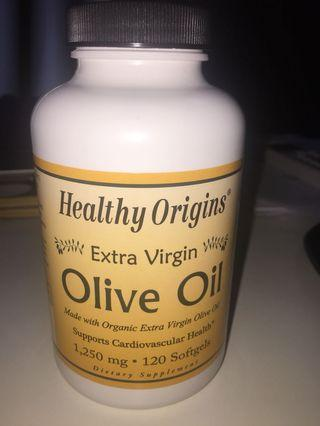 *Brand New* Extra Virgin Olive Oil Supplement