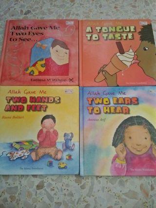 [FREE POSTAGE] Islamic Children's Books #OYOHOTEL