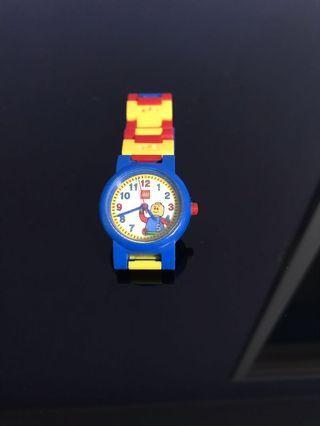 LEGO 手錶購自玩具反斗城8成新