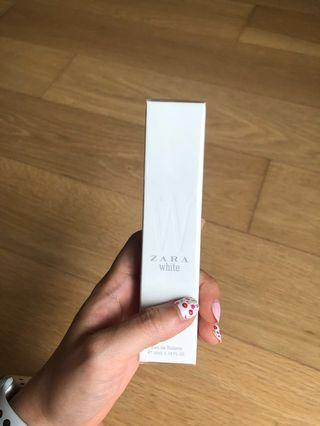 Zara White Eau De Toilette Roll On