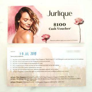 Jurlique $100 Product Voucher