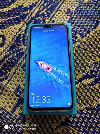 Huawei honor 8x 128gb/4gb ram gpu turbo fullset myset