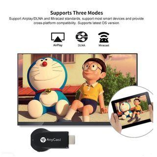 AnyCast M2 Plus WiFi Display Receiver DLNA Airplay Miracast Easy HD 1080P