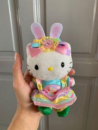 🚚 hello kitty puroland easter bunny