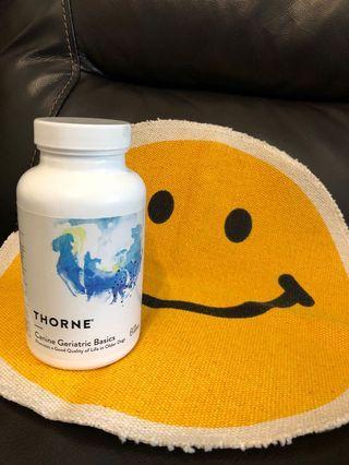 Thorne Research 老齡犬綜合營養素 50粒