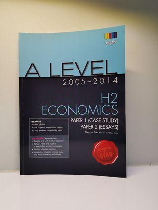 🚚 A Level H2 Econs TYS 2005-2014