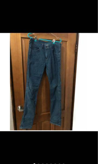 男生二手LEVIS 510 牛仔褲W31L34