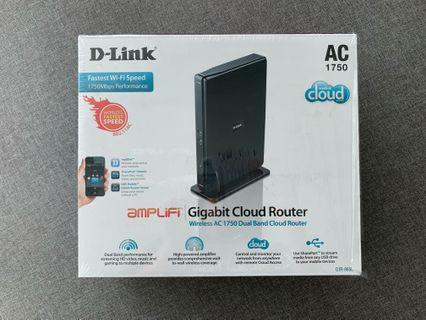 D-Link Gigabit Cloud Router