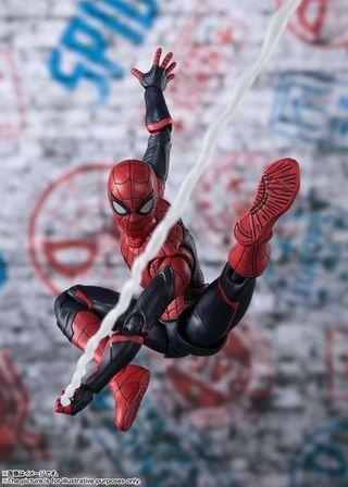 S.H.FIGUARTS SPIDER-MAN UPGRADE SUIT (SPIDER-MAN: FAR FROM HOME)