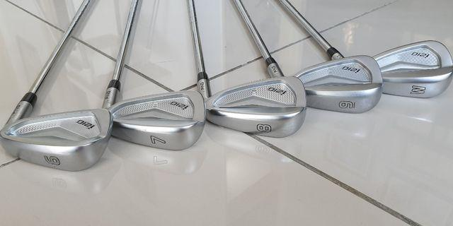 Ping i210 with choice of 2 shafts 6-PW
