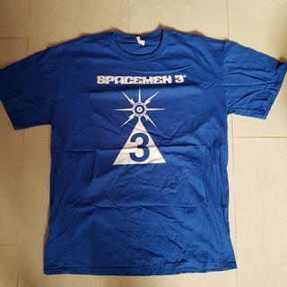 Ultra rare Spacemen 3 t-shirt band music vintage