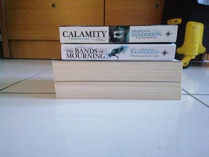 Calamity & the bands of mourning
