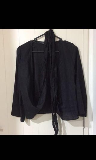 Brand New Wrap Top Glassons