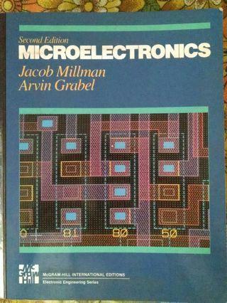 Microelectronics text book