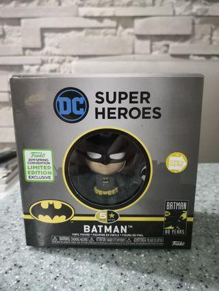 ECCC Exclusive Limited Edition Spring Convention 2019 5 Stars Batman (Funko Pop, vinyl)