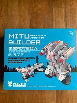 🚚 Mitu Builder (electronic)