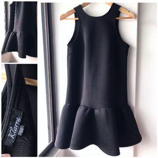 Klarra black dress