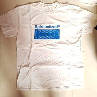 Rare Spiritualized band t-shirt vintage XL size music