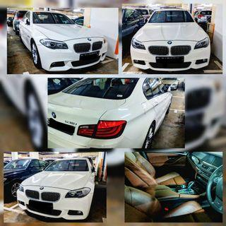BMW 535 F10 for Rent - NO DEPOSIT!!!