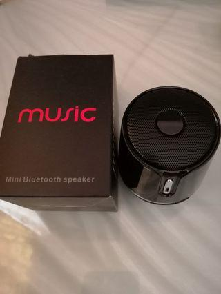 🚚 Mini Bluetooth Speaker
