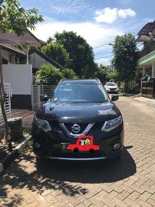 Nissan Xtrail X-Trail Pure Drive Manual 2017 BLACK