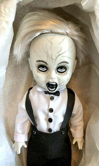 Living dead dolls LDD 黑白變異 Vincent 活死人娃娃