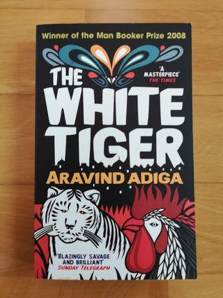 🚚 The White Tiger
