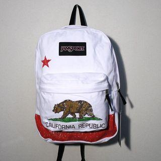 JanSport 加州後背包
