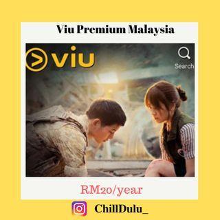 Viu Premium Personal Malaysia