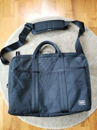 🚚 Yoshida Porter Hybrid Briefcase 3-way Carrier