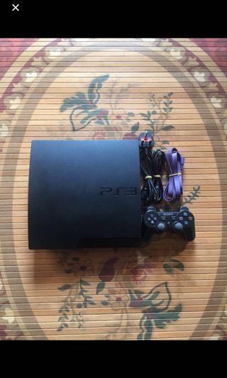 Ps3 slim FREE 20 GAMES