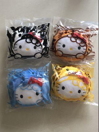 🚚 Hello Kitty Jungle McDonald's