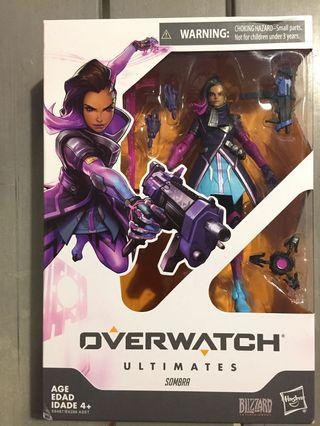 "Overwatch Ultimate 6"" figure MISB Sombra"