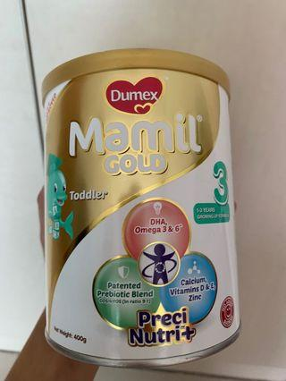 🚚 Dumex Mamil Gold Stage 3