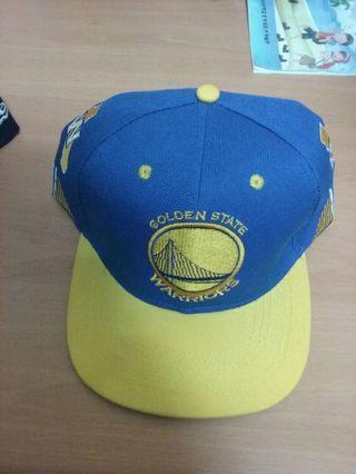 NBA勇士隊帽子