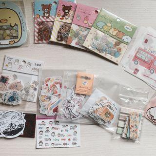 Sticker flakes grab bag 🔥
