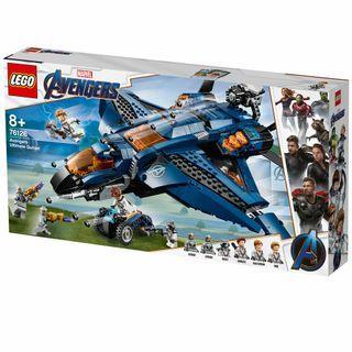 Lego 76126 Avenger endgame