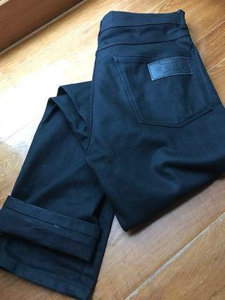 April 77 raw jeans