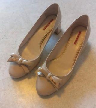 Prada Heels (Size 9)