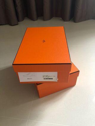 🚚 Hermes shoe box