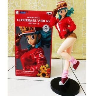 Dragon Ball Glitter & Glamours Bulma