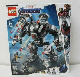 最後1盒 Lego 76124 war machine buster