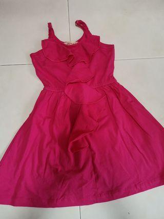 Brand new strap dress