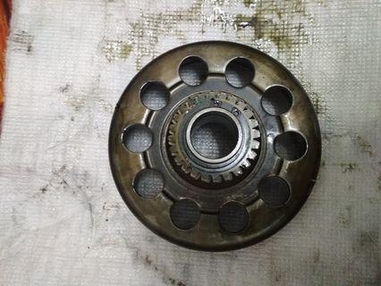 Auto clutch housing lc 135 v1