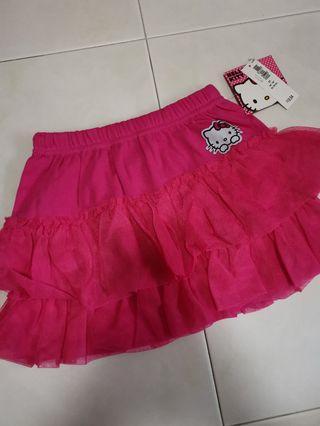 Brand new hello kitty skirt