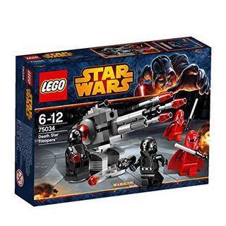 🆕 LEGO 75034 Star Wars Death Star Troopers