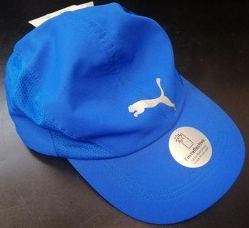 Puma Pure Running Cap Blue