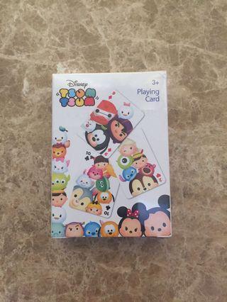 Disney Tsum Tsum Playing Card (啤牌)